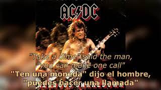 Nervous Shakedown (Español/Inglés) - AC/DC