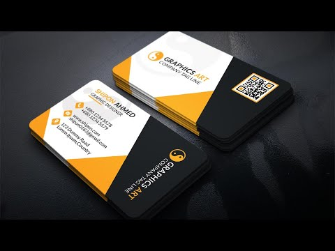 how-to-professional-business-card-design-in-adobe-photoshop,-free-psd-template-download