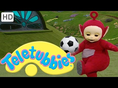 Thumbnail: Teletubbies: Football - Full Episode | Play football with the Teletubbies