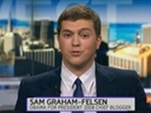 Sam Graham-Felsen GrahamFelsen Says Social Media Critical for Election YouTube