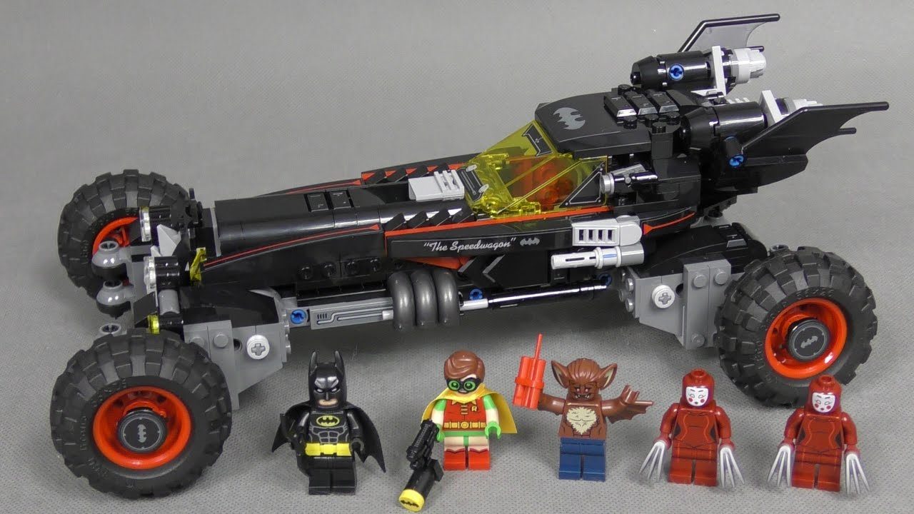 recenzja lego batman movie batmobile zestaw 70905 batmobil youtube. Black Bedroom Furniture Sets. Home Design Ideas