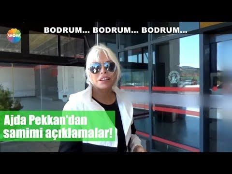 Ajda Pekkan'dan samimi açıklamalar!