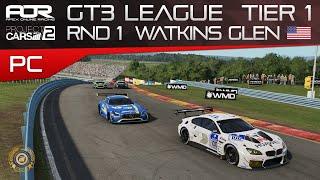 Project CARS 2 | AOR GT3 Tier 1 League | PC | S14 | R1: Watkins Glen