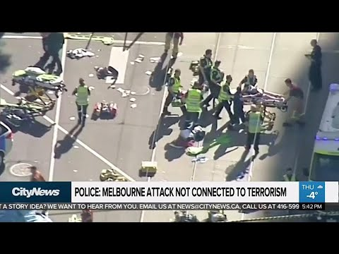 Melbourne vehicle attack not terror related: Australian police