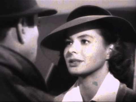 Casablanca [Film] [ITA] Scena Finale