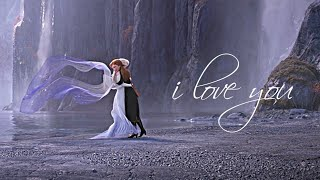 Frozen 2 | i love you