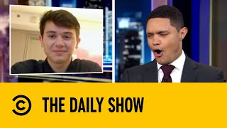 Teenage Fortnite Champion Rewarded 3 Million Dollars | The Daily Show with Trevor Noah