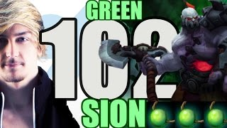 Siv HD - Best Moments #102 - GREEN SION?