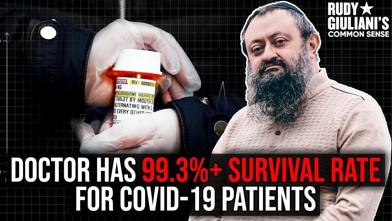 Doctor Has 99.3% Survival Rate for COVID-19 Patients Urges America To Continue Reopening | Ep. 49