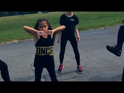 "Fifth Harmony - ""Work From Home"" Choreography by @MattSteffanina"