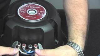 TS-W260D4 y GM-5500T