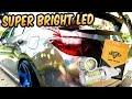 Super bright LED REAR turn signal 7440 - 2017 Corolla SE