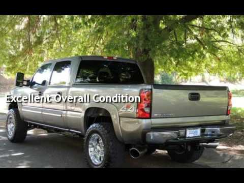 2006 chevrolet silverado 2500 diesel truck 6 6l duramax allison for sale in sacramento ca youtube. Black Bedroom Furniture Sets. Home Design Ideas