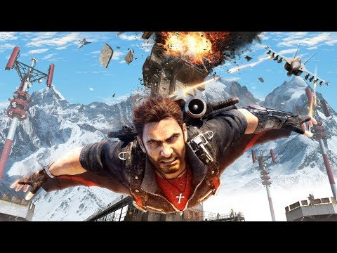 FORMULA 1,JETPACK Y MUCHAS EXPLOSIONES | JUST CAUSE 3 (Replay) | Capitulo 3