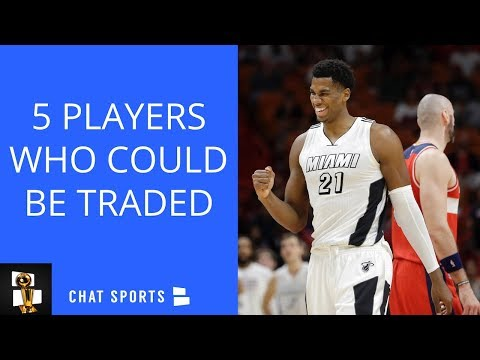 5 NBA Players Who Could Still Be Traded This Offseason