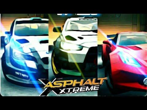 Asphalt Xtreme: Category Rally | Comparison | Class S | Lvl 50