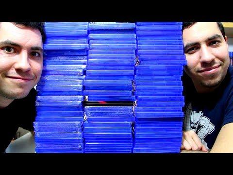 Les 100 JEUX PS4 DE JOHAN