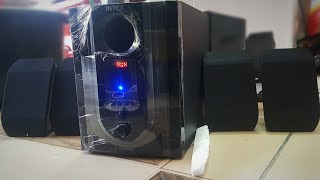 JABARDAST Intex IT-301 N FMU 4 1 HOME THEATRE SOUND TEST BASS TEST