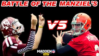 Madden NFL 25 Ultimate Team ep. 17 - Xbox One - Battle of the Manziel