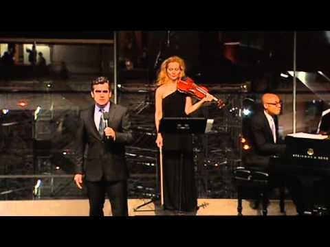 """Brian d'Arcy James Sings """"Bring Him Home"""""""