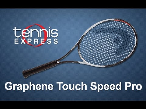 Head Graphene Touch Speed Pro Review Tennis Express Youtube