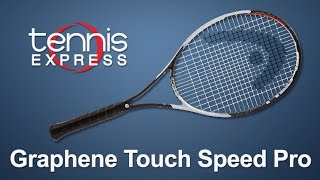 HEAD Graphene Touch Speed Pro Review | Tennis Express