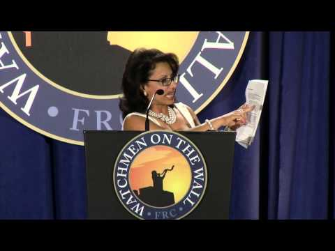 Thumbnail: Brigitte Gabriel Reads the Muslim Brotherhood Plan for America