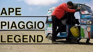 APE PIAGGIO - A LEGEND IN THE WORLD by Taurinorum Travel Team