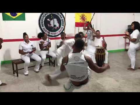 Associação de capoeira tradição da Bahia feira de Santana Bahia(3)