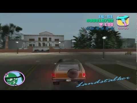 Grand Theft Auto: Vice City - Mission #50 - Sunshine Autos - Wanted List #1 - Landstalker |