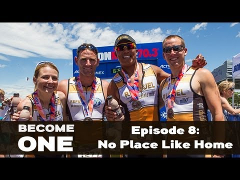Hines Ward BECOME ONE: Episode 8 -  No Place Like Home