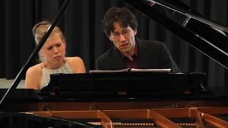 Pianoduo Mephisto - Prokofiev: Cinderella Suite - Amoroso