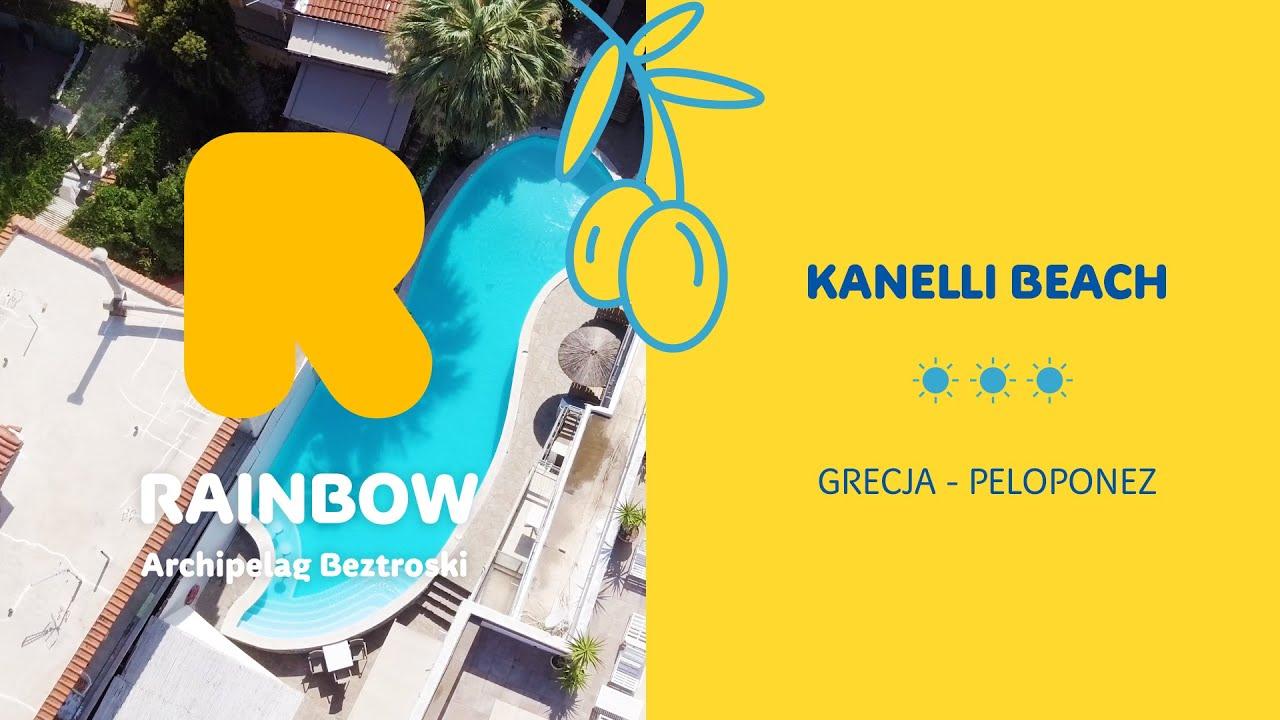 Kanelli Beach - Grecja, Peloponez z Rainbow!