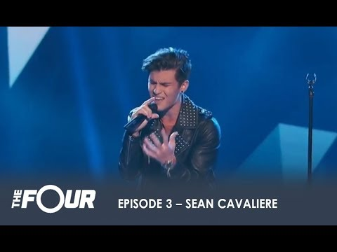 Sean Cavaliere: Brings a Shawn Mendes Vibe To The Stage And The GIRLS Love Him   S1E3   The Four
