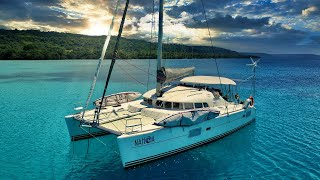Systems and Components of an Offshore Sailing Catamaran - Lagoon 410 Walkthrough