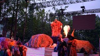 Halloween Haunt 2018-Opening Night at Kings Dominion