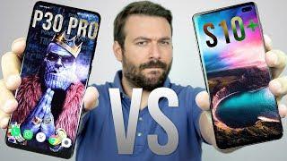 Galaxy S10+ ile Huawei P30 Pro Karşılaştırma!