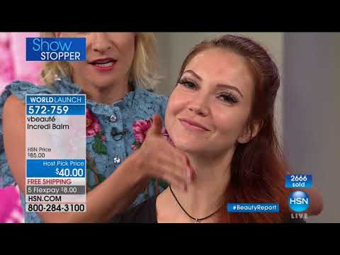 HSN | Beauty Report with Amy Morrison 10.12.2017 - 08 PM