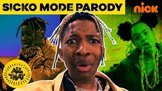 All That SICKO MODE Travis Scott Parody   Bonus Clip  AllThatTuesday