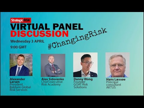 Virtual Panel Discussion: How To Elevate Risk Management With Risk-based Decision-making