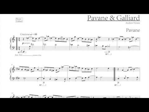 Pavane and Galliard | Andrew Howes