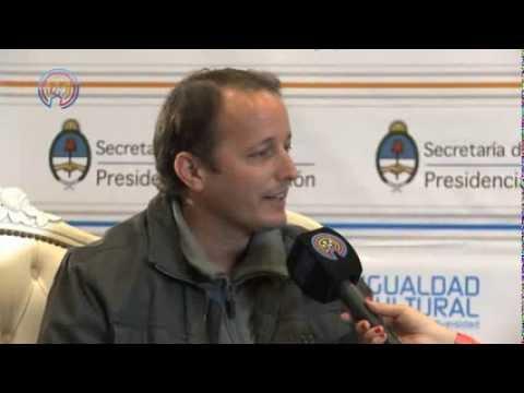 Igualdad Cultural TV entrevistó en exclusiva a Martín Insaurralde