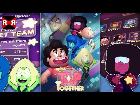 Steven Universe - Tap Together - iOS / Android - FIRST Gameplay