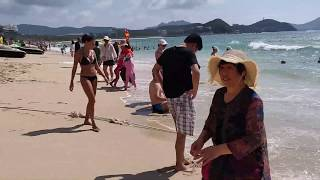 18 Ещё немного пляжа ДАДУНХАЙ Шелковый РЫНОК