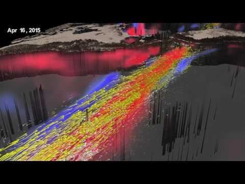 A 3D Look At The 2015 El Niño