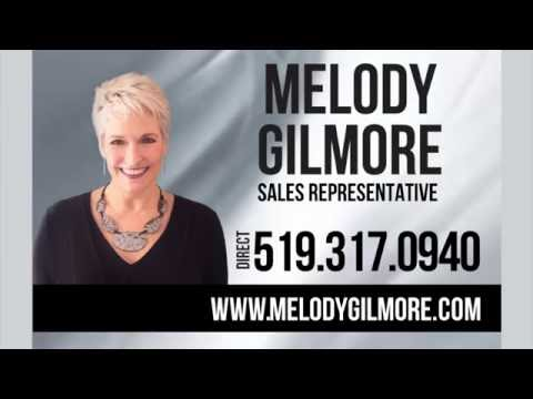 Melody Gilmore London Real Estate Agent; Realty Firm; youtube