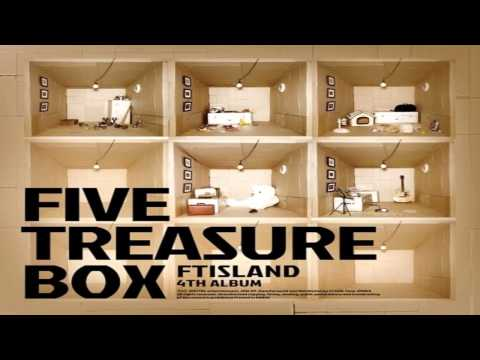 FTISLAND - Five Treasure Box (4th Album) [FULL ALBUM]