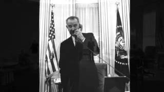 LBJ and Robert McNamara, 6/28/66, 2.40P.