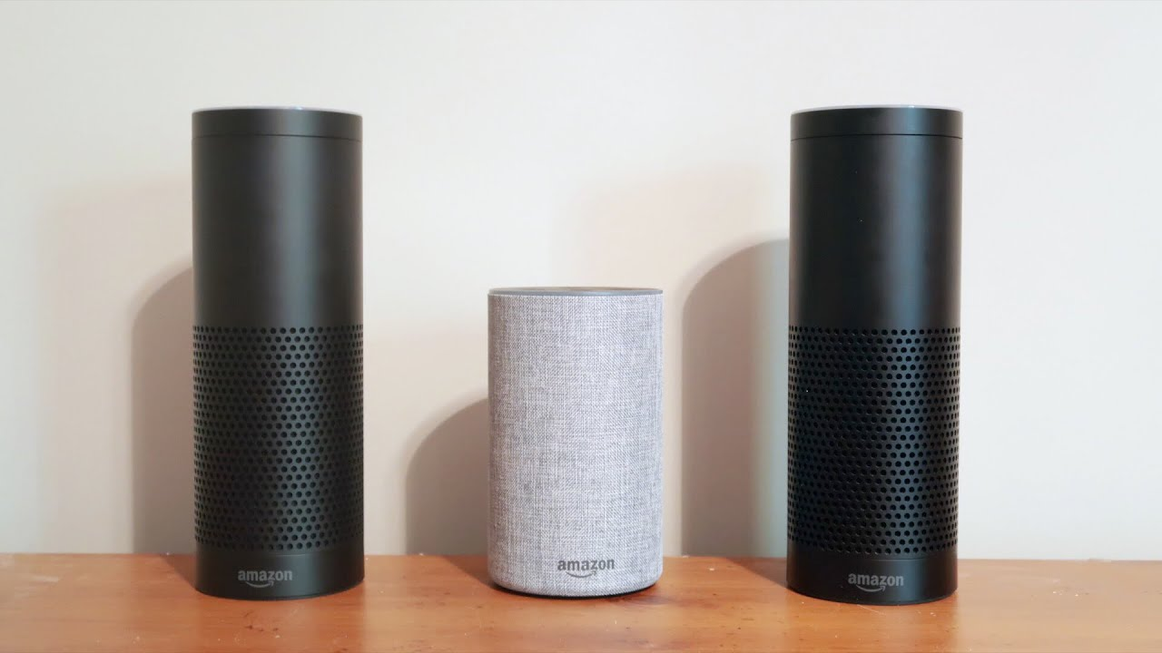 Which Amazon Echo Speaker Is The Best With Updated Echo Plus Youtube