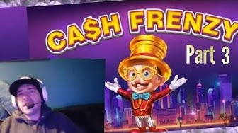 CASH FRENZY CASINO - Slots by Secret Sauce P3 Free Mobile Game Android Ios Gameplay Youtube YT Video